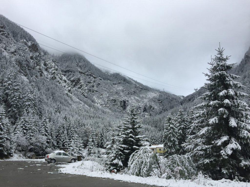 Interzis la munte pe drumurile Transfăgărășan și Transalpina