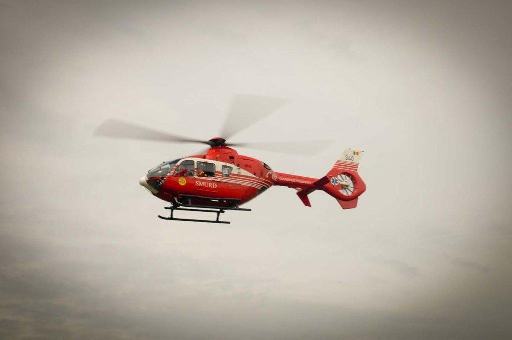 Parapantist, căzut în Cheile Turzii. A fost alertat elicopterul SMURD