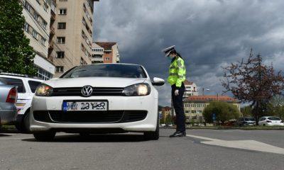 Poliția a scos radarele la Cluj. Zeci de vitezomani trași pe dreapta