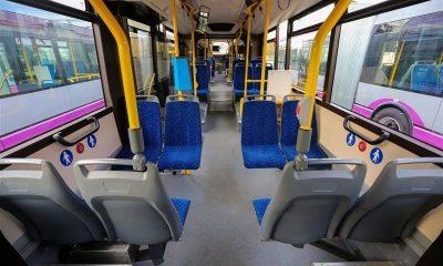 Staţie nouă de autobuz la noul sediu de Permise din Someşeni