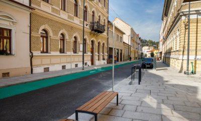 Strada Emil Isac a fost redeschisă circulației