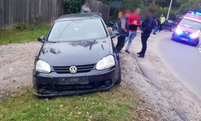 Tragedie la Cluj. Motociclist mort, după ce s-a izbit de o mașină. O tânără a ajuns la spital