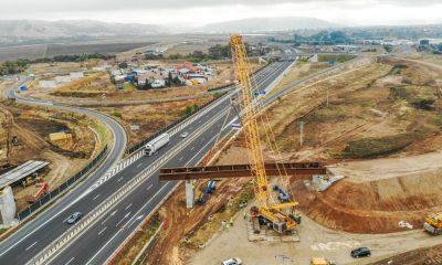 30 de muncitori de pe Autostrada Sebeș-Turda s-au infectat cu COVID-19