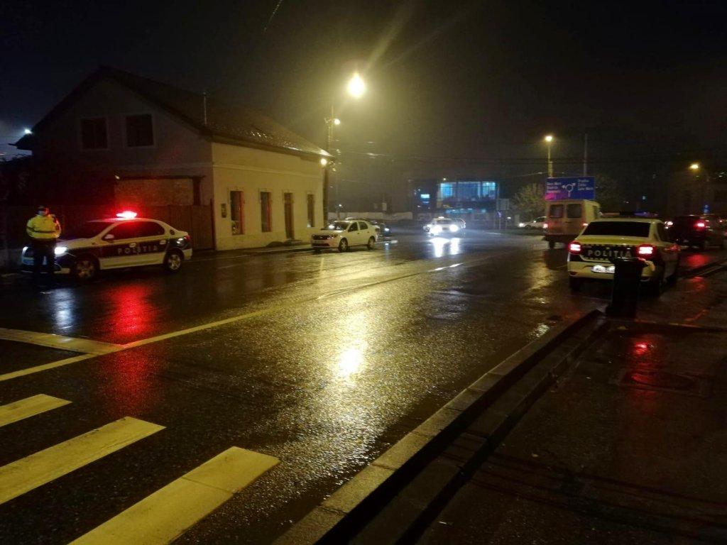 Amenzi COVID de aproape 30.000 de lei ieri la Cluj
