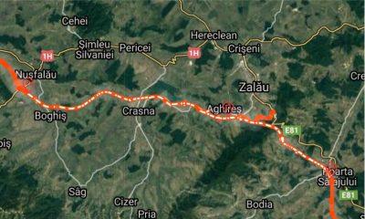 Au lansat licitaţia pentru un tronson din Autostrada Transilvania, dar studiile geo sunt sumare şi exproprierile nerelizate