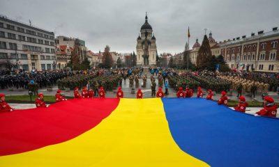 Cum va fi sărbătorită ziua de 1 Decembrie la Cluj-Napoca