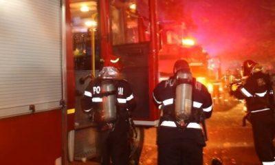 Incendiu pe o secție ATI cu pacienți COVID/ UPDATE: 10 persoane au murit, iar 7 se află în stare gravă