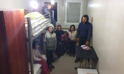 O familie nevoiașă din Cluj a primit o casă nouă. 6 copii au acum un acoperiș deasupra capului