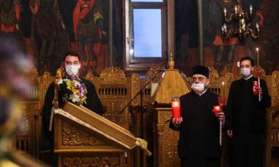 Preoți din Cluj, sancționați pentru că aveau enoriaşi la slujbă