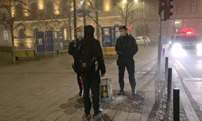 Razie anti-COVID la Cluj: 21.500 de lei amendă. Cei fără mască sau declarație, arși la buzunare