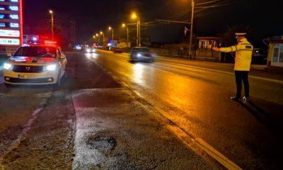 Razie de minivacanță pe străzile Clujului. Controale de alcoolemie și declarații