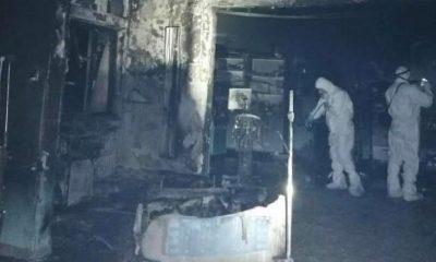 SURSE: Incendiul a izbucnit de la un injectomat. Prefect Neamț: Secţia ATI a fost mutată fără avizul DSP
