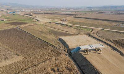 Şantier gol pe Autostrada A3 CâmpiaTurzii-Chețani, cei de la Straco se lăsă așteptați