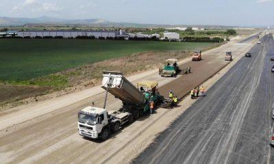 Contract pentru documentaţiile a încă 80 km din Autostrada Transilvania