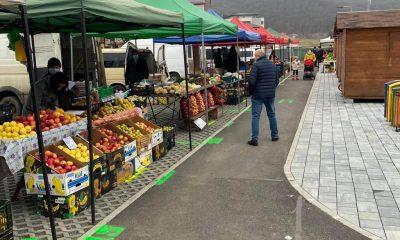 Mâine, o nouă piață volantă în Florești. Primarul a decis prelungirea programului