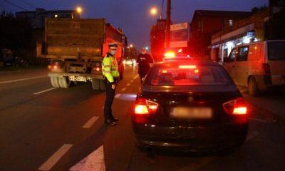 Polițiștii au scos radarele pe străzile din Cluj. Câți șoferi au rămas fără permis în doar două ore