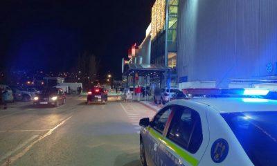 Razie anti-COVID la Cluj. Polițiștii au luat la puricat mall-urile