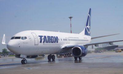 Aeronavă Tarom, aterizată de urgență după ce o pasageră a leșinat. Femeia ar avea COVID