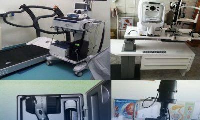 Aparatură medicală nouă pentru un spital din Cluj-Napoca. Investiție de 300.000 de lei