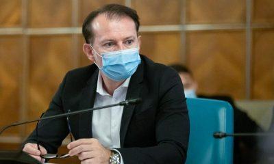 """Cîțu, optimist privind evoluția pandemiei în România: """"Peste tot lucrurile se îmbunătăţesc"""""""