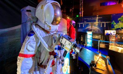 """Expoxiția interactivă """"Space in the city"""", în premieră la Cluj. """"Călătorie unică prin istoria explorării spațiului"""""""
