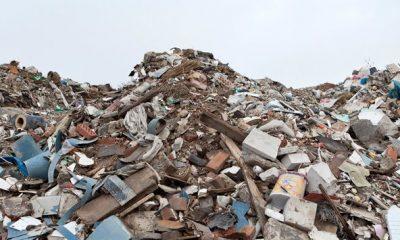Peste 13 tone de deșeuri colectate la Florești, în doar două zile