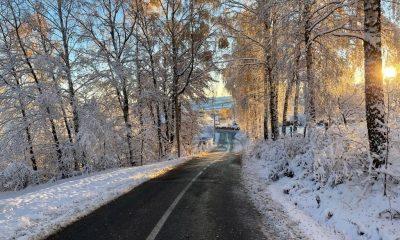 Peste 640 de tone de material antiderapant pe drumurile din Cluj. Se circulă în condiții de iarnă