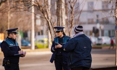Polițiștii clujeni ies mâine în stradă. Nu ca să dea amenzi, ci pentru proteste