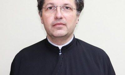 Preotul Marius Cerghizan este noul administrator al Eparhiei de Cluj-Gherla, după moartea episcopului Crihălmeanu