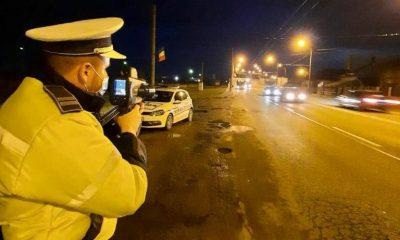 Razie-fulger pe străzile din Cluj. Câte amenzi s-au dat în doar două ore