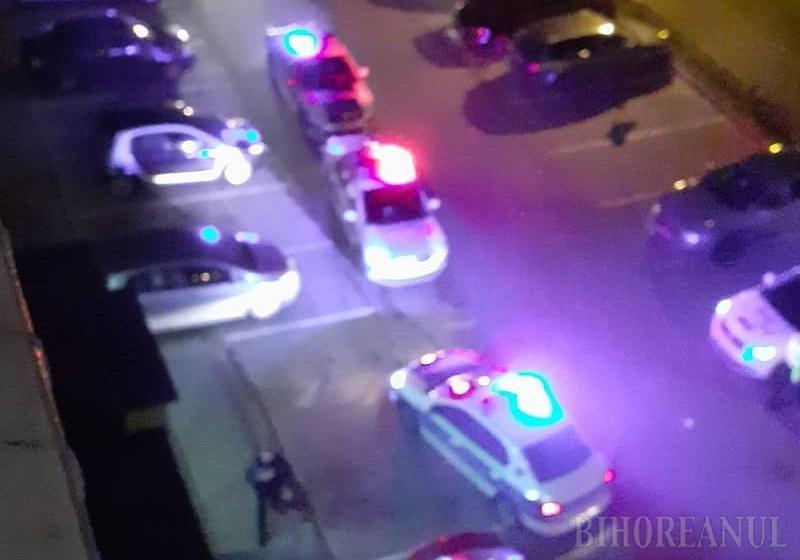 ȘOCANT!  Un polițist și-a înjunghiat soția în fața mai multor martori, care s-au temut să intervină