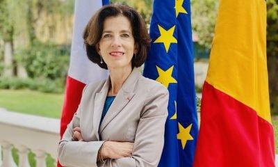 Ambasadoarea Franței în România, prima vizită oficială la Cluj. Întâlniri cu Emil Boc și rectorul UBB