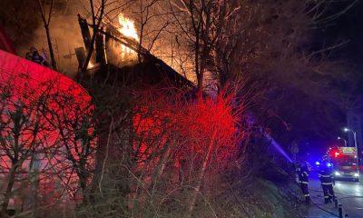 Bărbat mort în urma unui INCENDIU la o casă din Cluj-Napoca. Improvizaţiile electrice continuă să facă victime