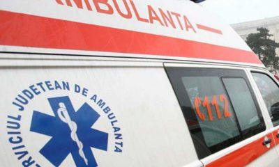 Copil de trei ani, spulberat de mașină în timp ce traversa un drum din Cluj. Șoferul era băut