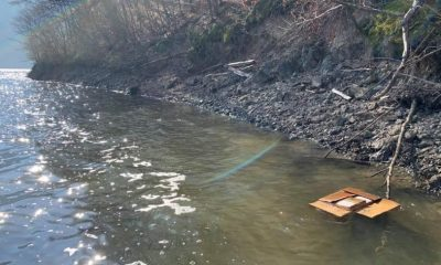 Deşeuri medicamentoase în lacul Tarniţa! A fost oprită captarea apei potabile