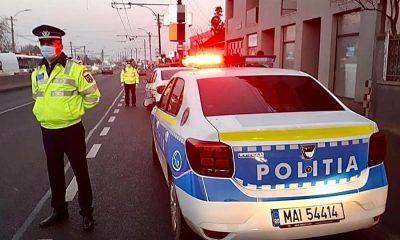 """Razie fulger pe șoselele din Cluj!  Câți vitezomani au fost """"arși"""" la buzunar"""
