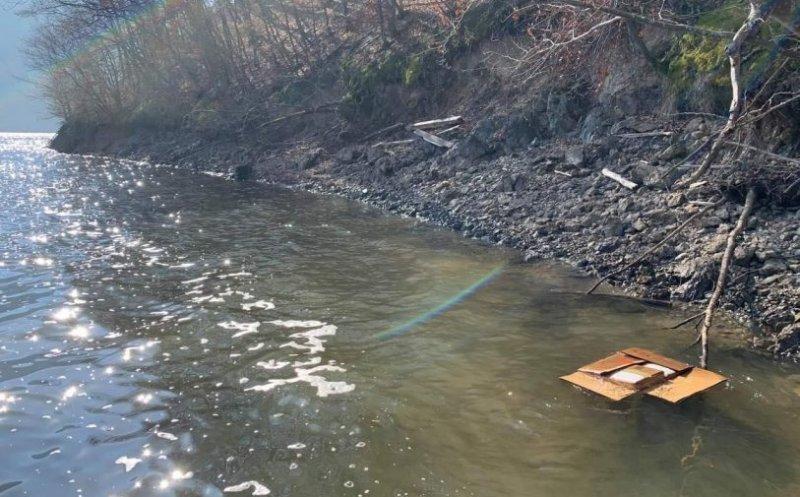 Rezultatele FINALE ale analizelor apei din Tarnița, după medicamentele aruncate în zonă. Concluzia este clară