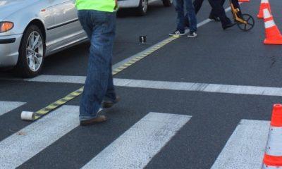 Accident Cluj: Femeie lovită de mașină pe o trecere de pietoni
