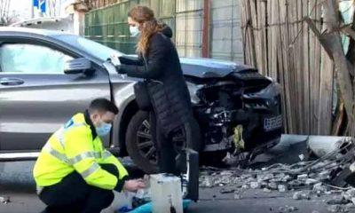 Cine este, de fapt, femeia care a accidentat mortal două fete în București. Și ce a scris în prima declarație dată la poliție