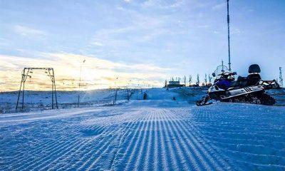 Clujenii pot profita de ultimele zile cu zăpadă. Pârtia Teleschi Feleacu, deschisă duminică