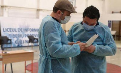 Cum e sa fii registrator la un centru de vaccinare. Experienta unui angajat al Primariei Cluj-Napoca