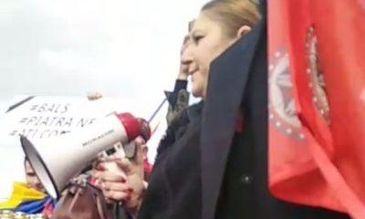 George Simion la Cluj, Șoșoacă la București. Protest și în Capitală împotriva măsurilor anti-COVID