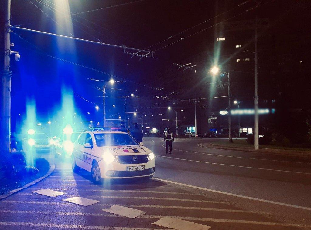 Razie anti-COVID cu amenzi de mii de euro la Cluj. Sute de mașini verificate și aproape 2.000 de clujeni legitimați