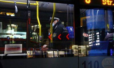 Razie anti-COVID în magazine și autobuze. Amenzi de zeci de mii de lei într-o singură zi