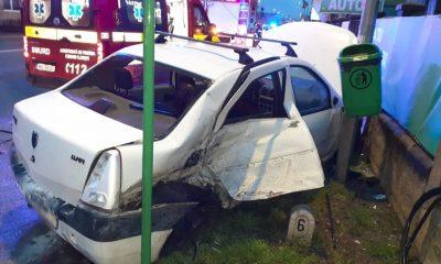 Accident în Floreşti, un bărbat de 70 de ani la spital