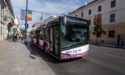 Cum circulă autobuzele de 1 Mai/Paști