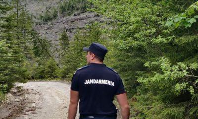 Jandarmii clujeni au recuperat mai mulți turiști rătăciți din zona Someșul Cald