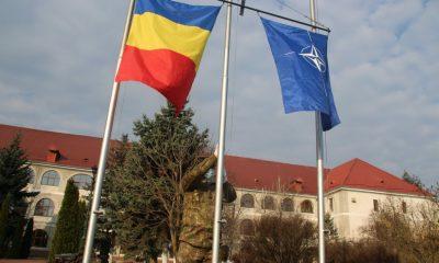 Militarii din Cluj au marcat Ziua NATO. Cu restricții de pandemie
