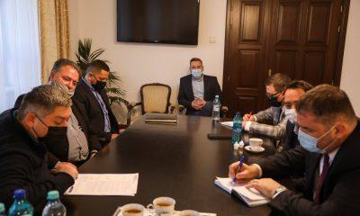 Ministrul Dezvoltării, Cseke Attila, a venit la Cluj. S-a întâlnit cu liderii Consiliului Județean