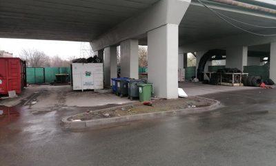 """Nu se mai poate duce moloz la centrele deschise de Primăria Cluj? Bob Rădulescu: """"să-l vărs la primar pe birou?"""""""